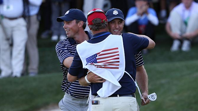 Ryder Cup - Day Two Four-Balls
