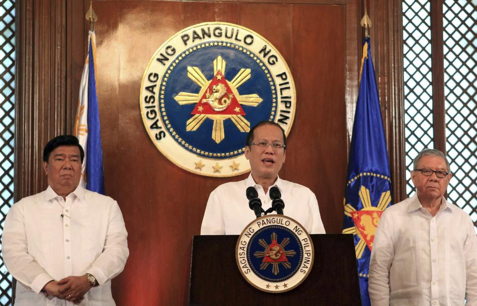 Amid corruption worry, Aquino to reform govt fund