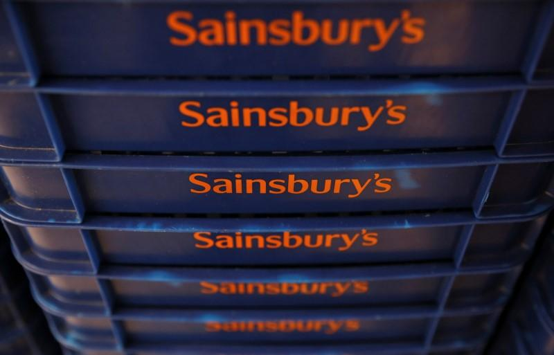 Weaker pound may not lead to higher food prices, Sainsbury's says