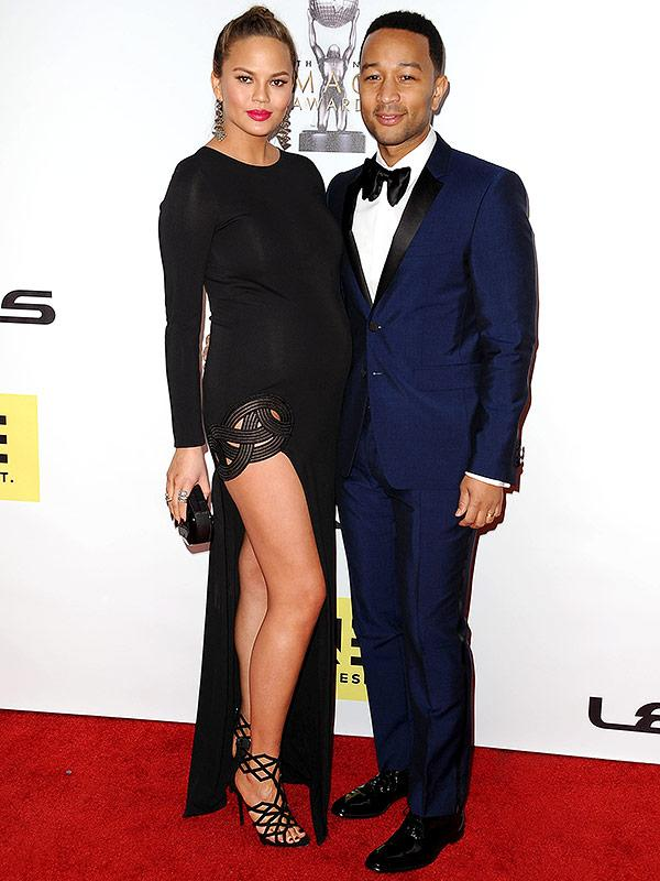 John Legend 'Excited' to Become a Dad: 'We Created Something That Is a Reflection of Both ofUs'