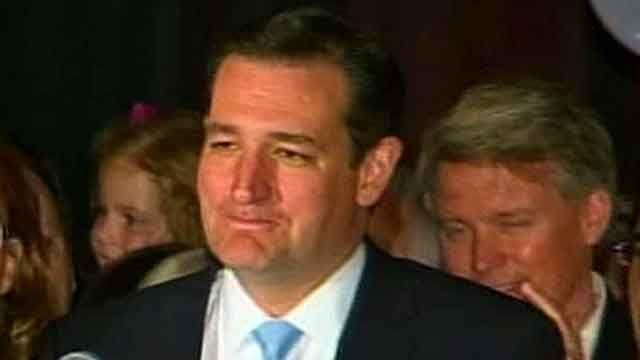 Republican Ted Cruz wins Texas Senate race