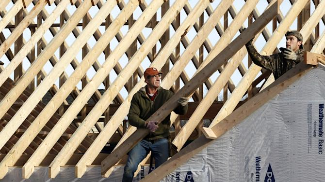 Surge in home construction likely to continue
