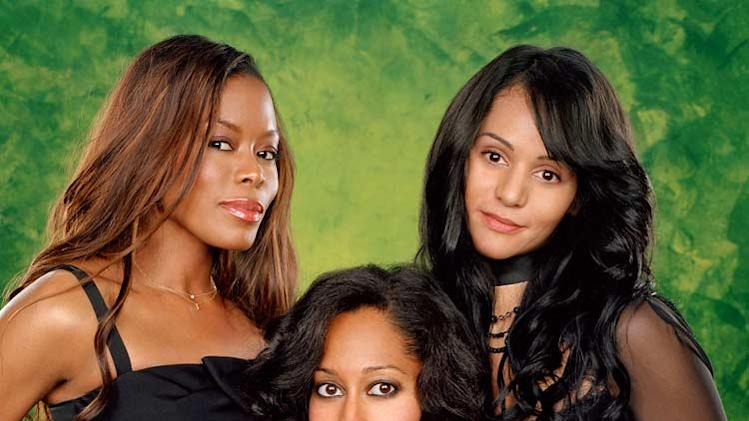 The cast of Girlfriends.