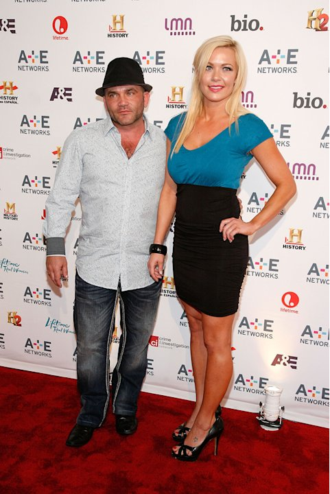 Russell Hantz and Kristen …