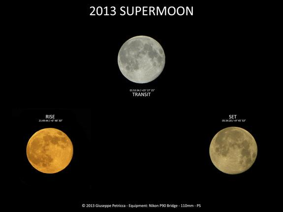 Supermoon Photos: Year's Biggest Full Moon Wows Stargazers Worldwide
