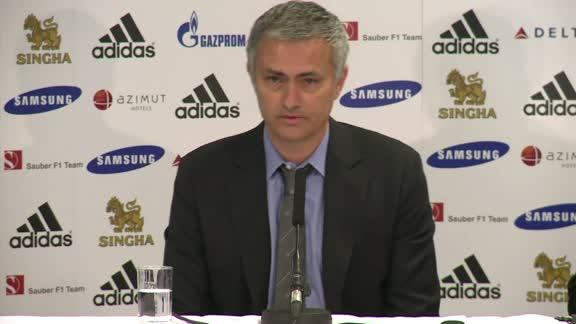 Jose Mourinho 'happy' to return to Chelsea
