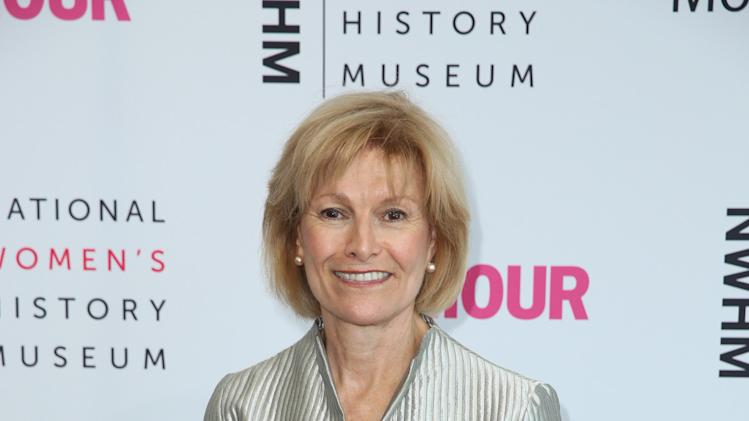 Joan Wages seen at the 3rd Annual Women Making History Brunch presented by the National Women's History Museum and Glamour Magazine at the Skirball Cultural Center on Saturday, August 23, 2014, in Los Angeles, Calif. (Photo by Matt Sayles/Invision for National Women's History Museum/AP Images)