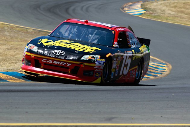 Toyota/Save Mart 350