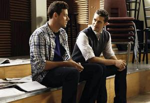 Cory Monteith and Matthew Morrison | Photo Credits: FOX