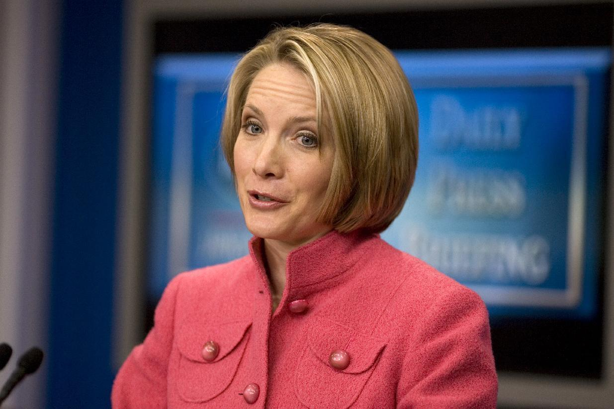 5 things from former Bush press secretary Perino's book
