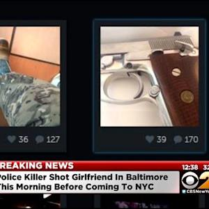 Bratton: Gunman Who Killed 2 NYPD Cops Made Anti-Police Online Posts