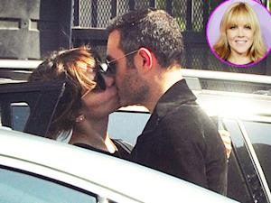 Katharine McPhee Kisses Michael Morris, Smash Director Kicked Out by Wife Mary McCormack: Report