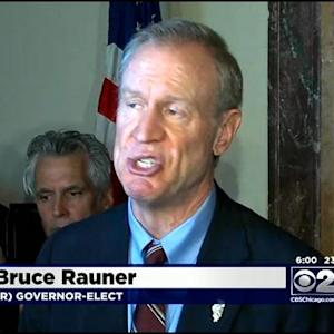 Rauner To Quinn: Don't Pack The Payroll