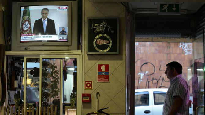 Portugal crisis abates, but expected to return