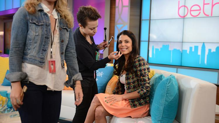 Bethenny Frankel brings no-nonsense approach to TV