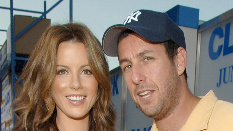 Kate beckinsale Adam Sandler 2006