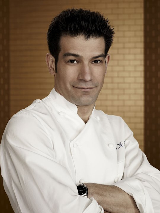 "George Mendes competes in ""Top Chef Masters."""