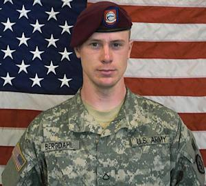 This undated image provided by the U.S. Army shows Sgt. Bowe Bergdahl. The Taliban proposed a deal in which they would free the U.S. soldier held captive since 2009 in exchange for five of their most senior operatives at Guantanamo Bay, while Afghan President Hamid Karzai eased his opposition Thursday June 20, 2013 to joining planned peace talks. (AP Photo/U.S. Army)