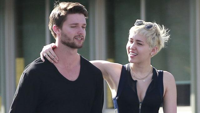 Miley Cyrus Admits She Can't Spell Schwarzenegger