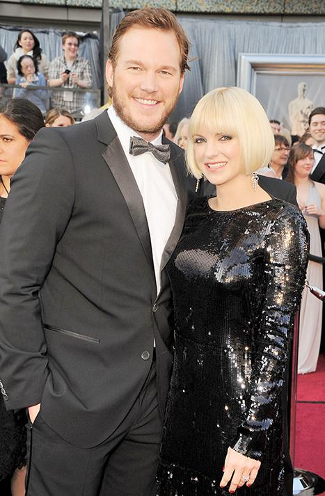 "Chris Pratt, Anna Faris ""So Excited"" to Become Parents"