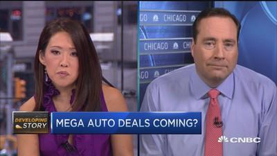 Mega auto deals coming?