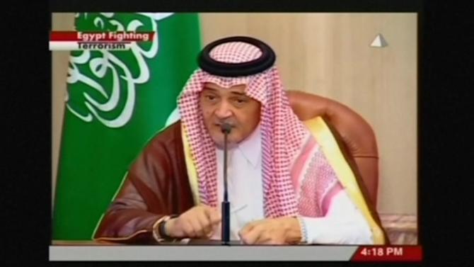 Saudi Arabia to back U.S. strikes if supported by Syrian people