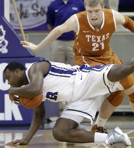 Lammert, Texas turn away TCU in 2nd half 68-59