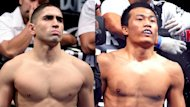 Top Featherweight Contenders Ricardo Lamas and Chan Sung Jung Square Off at UFC 162