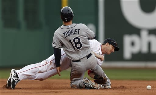 Buchholz no-hit bid ends in 8th, Sox top Rays 5-0