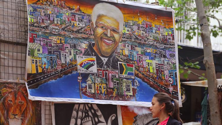 Mandela film breaks box office records in SAfrica