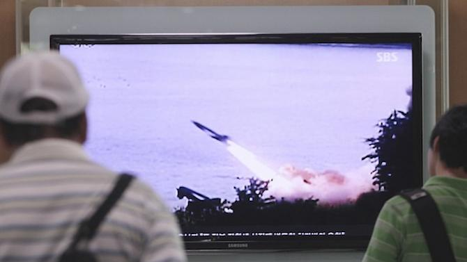 North Korea Fires Two Missiles; Seth Rogen and James Franco Unharmed