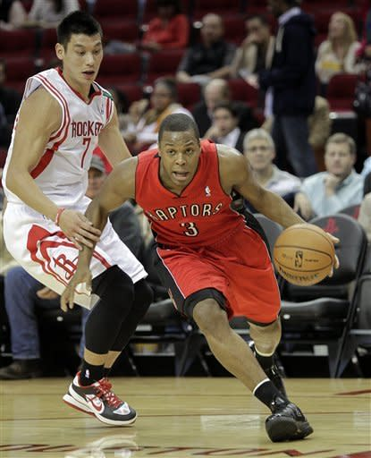 Harden, Patterson help Rockets top Raptors 117-101
