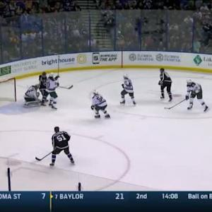 Steven Stamkos Goal on Darcy Kuemper (13:42/2nd)