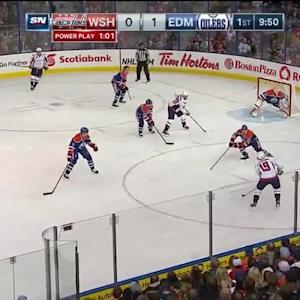 Washington Capitals at Edmonton Oilers - 10/22/2014