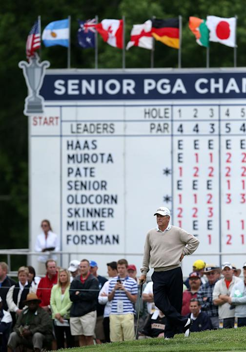 Senior PGA Championship presented by KitchenAid - Round One
