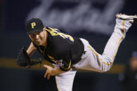 """J.A. Happ would """"definitely"""", """"absolutely"""" consider returning to the Pirates"""