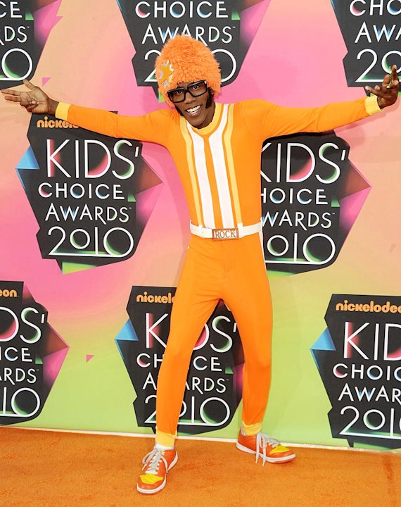 Rock Lance Kids Choice Awards