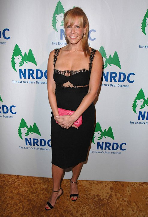 Chelsea Handler arrives at the Natural Resources Defense Council's 20th Anniversary Celebration at the Beverly Wilshire Hotel on April 25, 2009 in Beverly Hills, California.