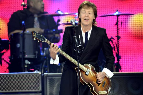 Paul McCartney Added to All-Star iHeartRadio Fest Lineup