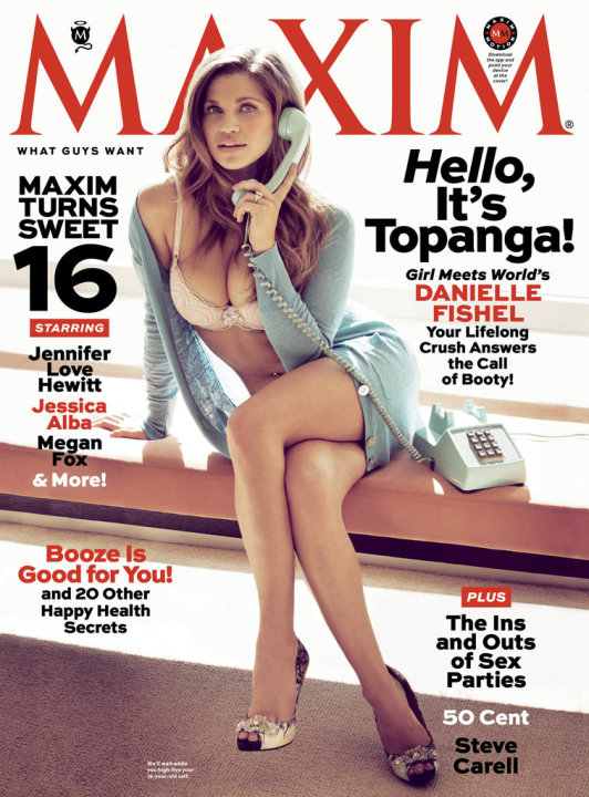 Maxim - Danielle Fishel
