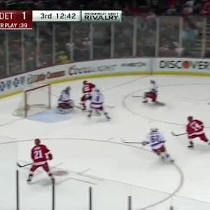 Cam Talbot Save on Riley Sheahan (07:20/3rd)