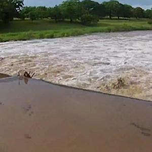 Drone Footage Captures Aftermath of Texas Flooding