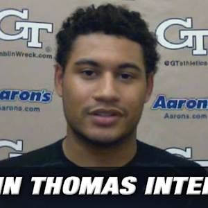 Georgia Tech's Justin Thomas Ready for Primetime