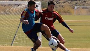 RSL playmaker Martinez aiming for big leap in year two