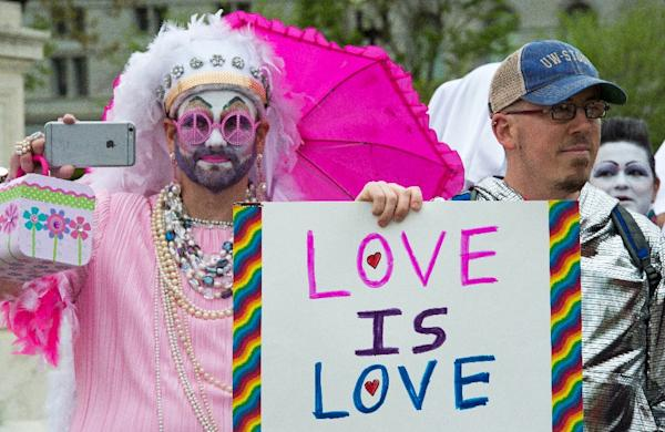 an argument in favor gay marriage