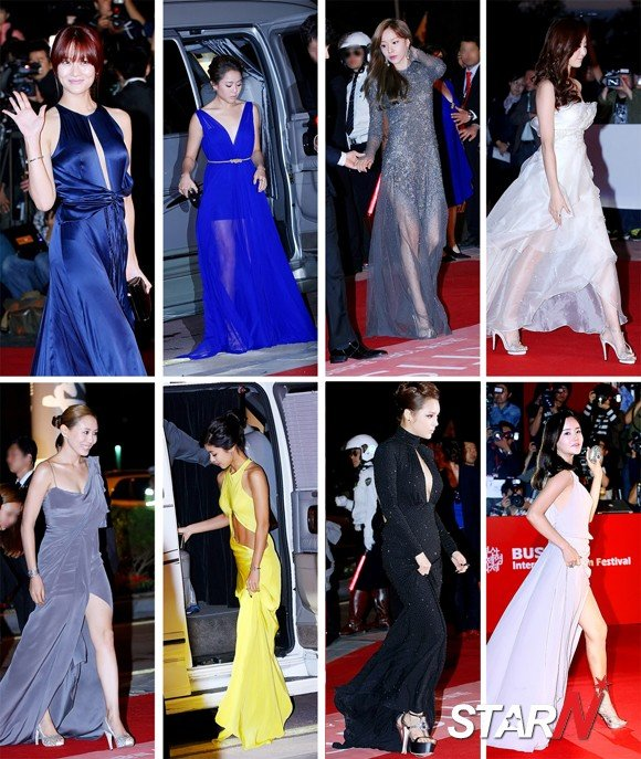 [BIFF] Beautiful actresses …