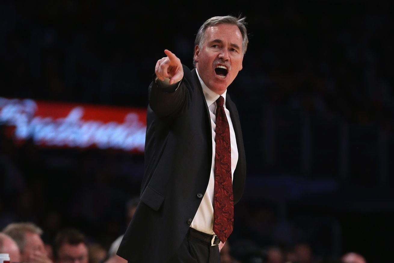 Can Mike D'Antoni be successful in the NBA again? It depends