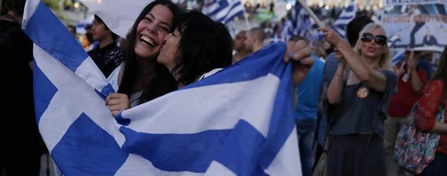 Greece votes 'no' to bailout, Europe reacts