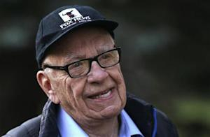 Murdoch, News Corp. and 21st Century Fox CEO, arrives at annual Allen and Co. conference at the Sun Valley