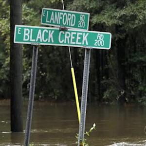 More rain expected for flood-stricken Carolinas